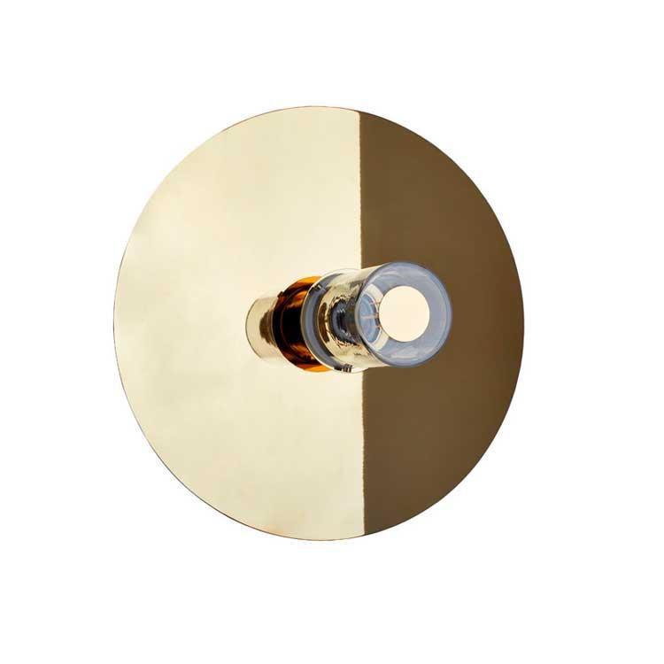 """DCW """"In The Sun"""" 380 lampe t/ væg og loft, gold"""