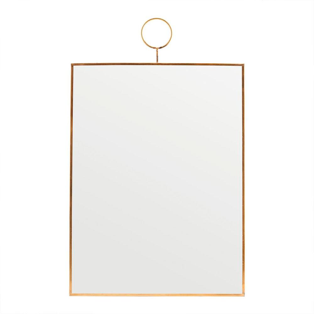 House Doctor Loop spejl, 30x40 cm