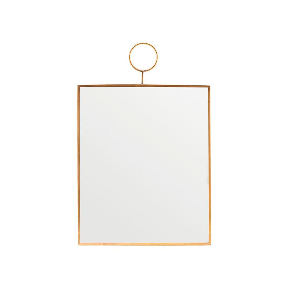 House Doctor Loop spejl, 25x30 cm