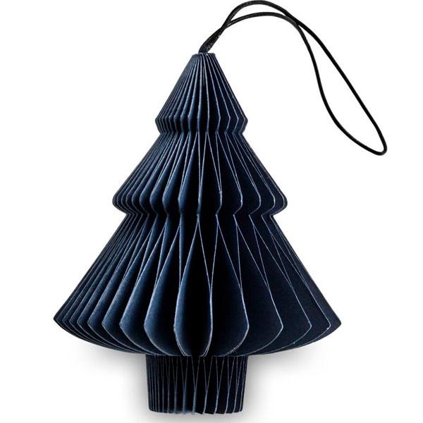 Nordstjerne Julepynt i midnight blue, Tree