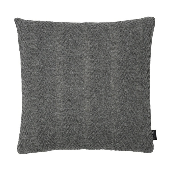 Louise Roe Herringbone Knit pude
