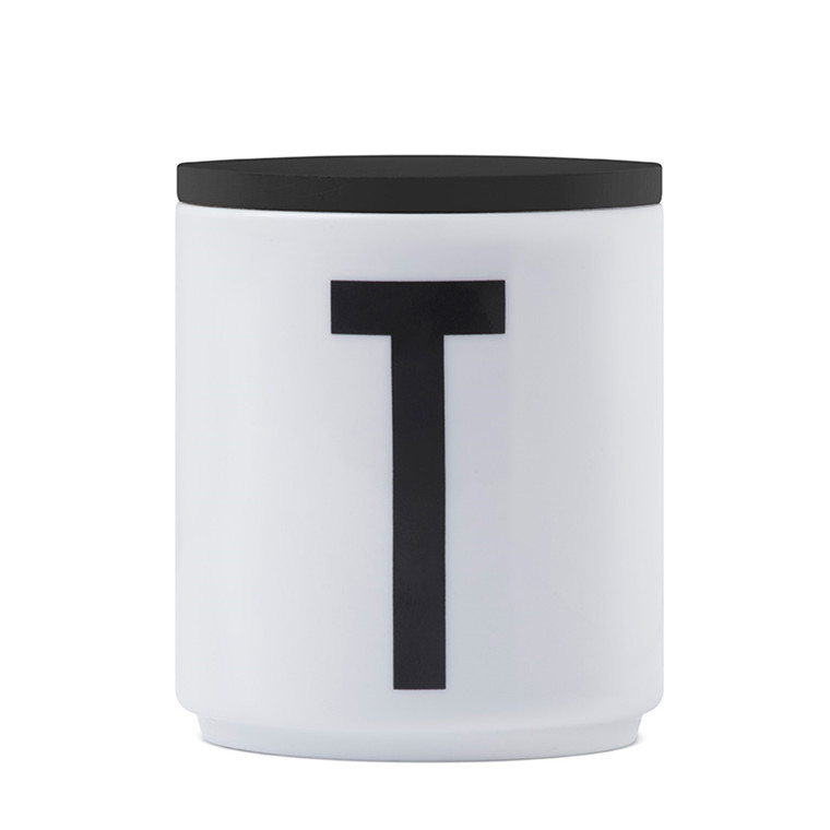 Design Letter låg t/porcelæns kop