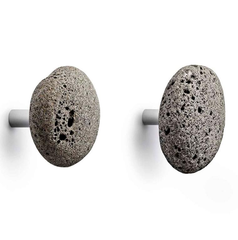 Normann Copenhagen Stone Hooks - 2 pcs