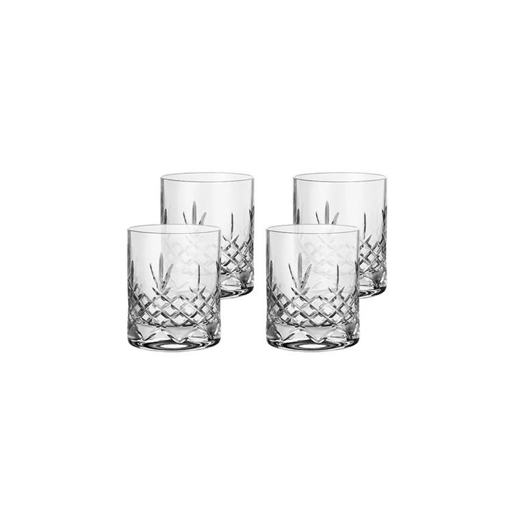 Frederik Bagger Crispy Mini Glas, 4 Stk.