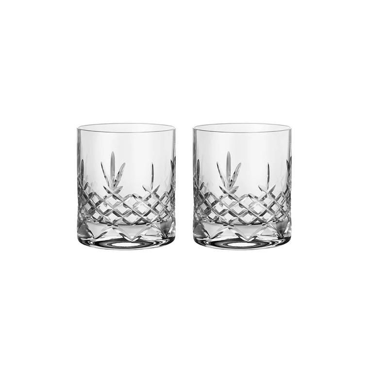 Frederik Bagger Crispy Lowball Glas, 2 Stk.