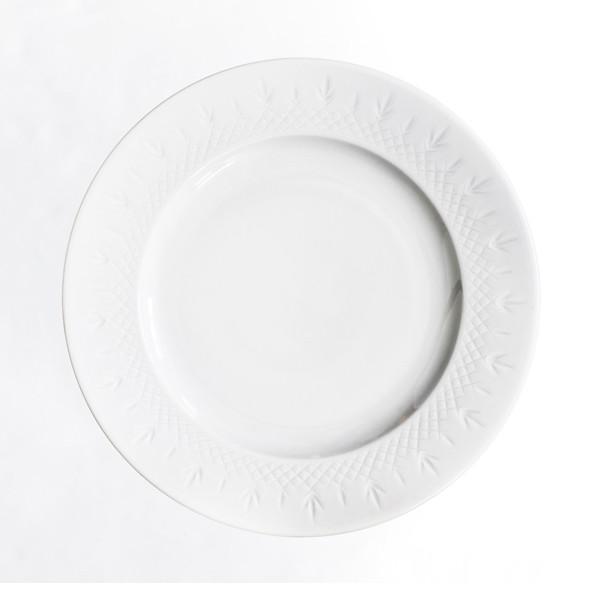 Frederik Bagger Crispy Porcelain Frokosttallerken