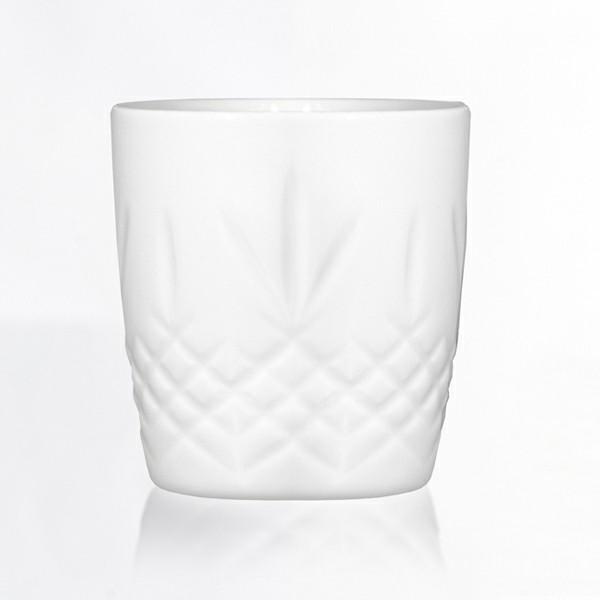 Frederik Bagger Crispy Porcelain kop, 2 Stk.
