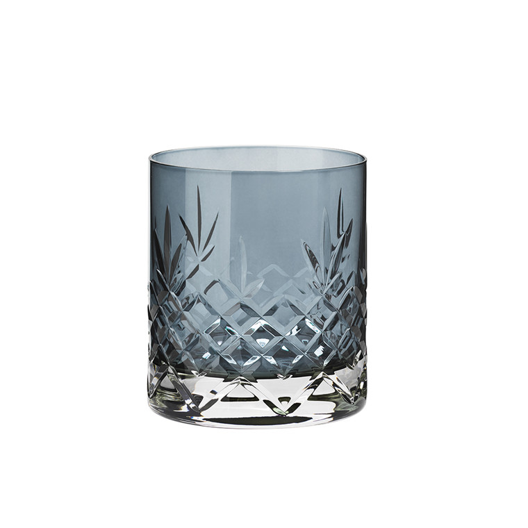 Frederik Bagger Sapphire Lowball glas, 2 Stk.