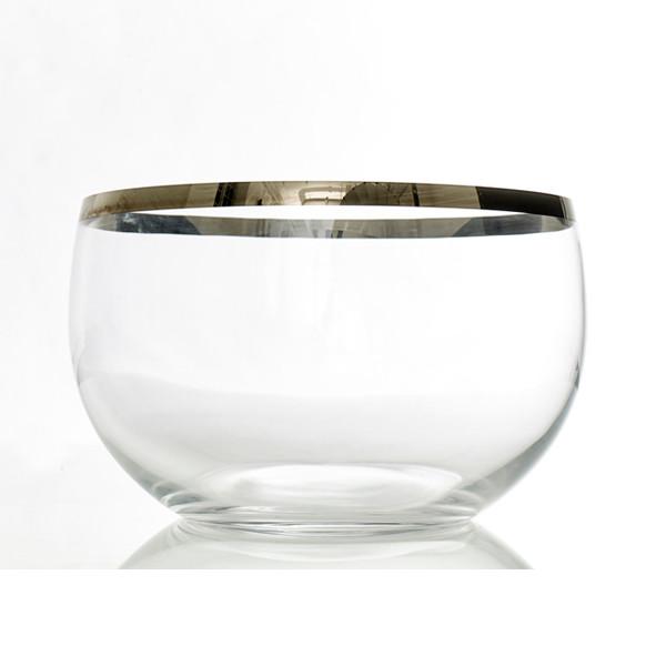 Frederik Bagger Platin Stor Bowl Skål