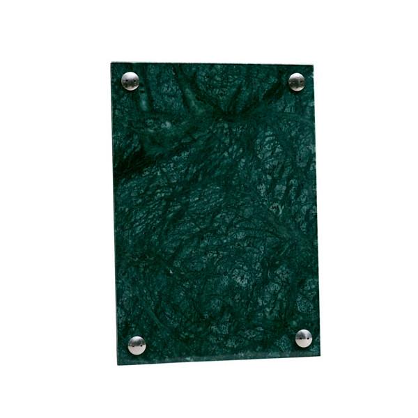 New Works A Frame ramme i grøn marmor, A4