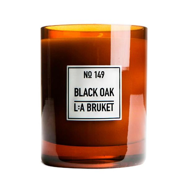 L:A Bruket Scented Duftlys, Black Oak