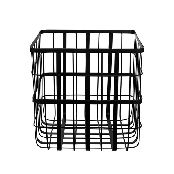 Louise Roe Metal Frame Basket Kurv, Small