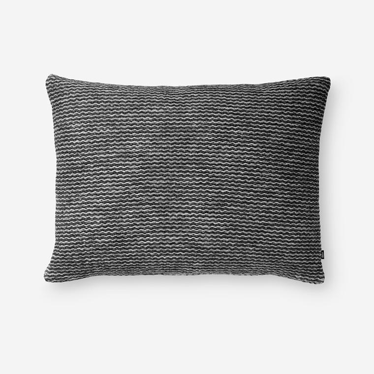 Vipp 115 Pude i uld, dark grey