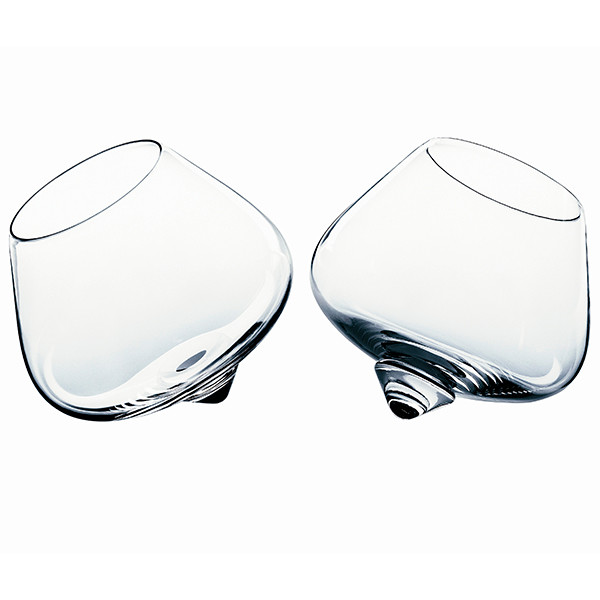 Normann Copenhagen Cognac Glas, 2 stk.