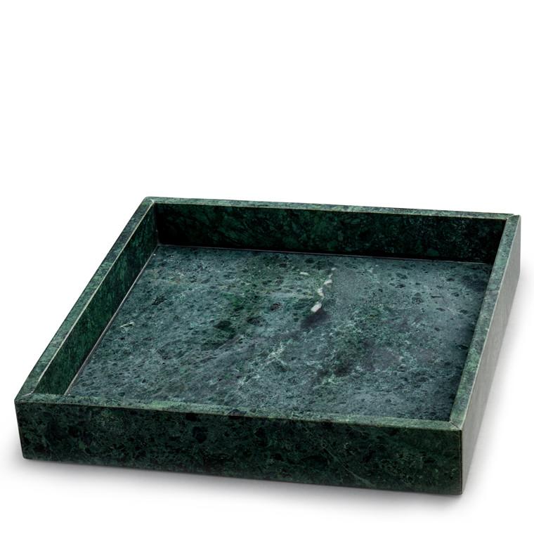 Nordstjerne bakke, grøn marmor stor
