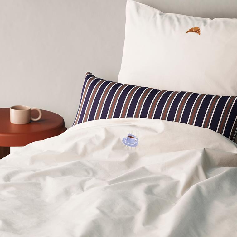 Normann Copenhagen Snooze sengesæt, Lazy Morning