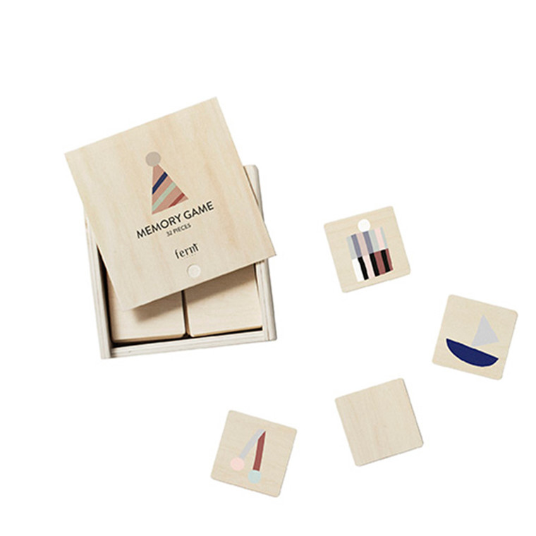 Ferm Living Party Memory Game