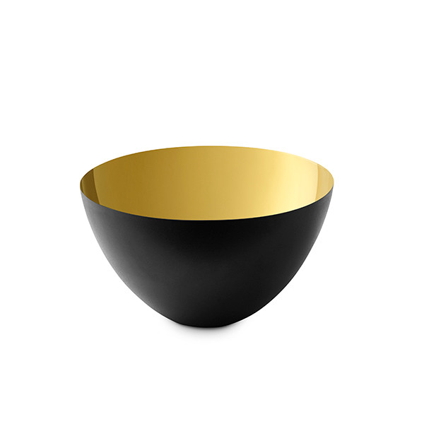 Normann Copenhagen Krenit Bowl, Gold