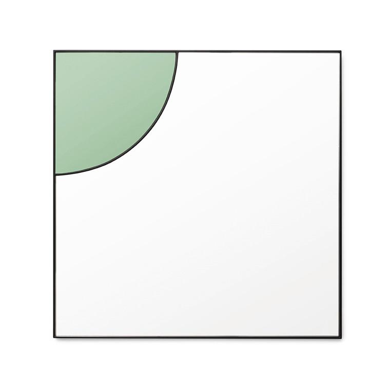 Tivoli By Normann Cph Tivoli Mirage Spejl, Grøn