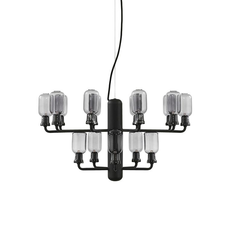 Normann Copenhagen Amp lysekrone, small