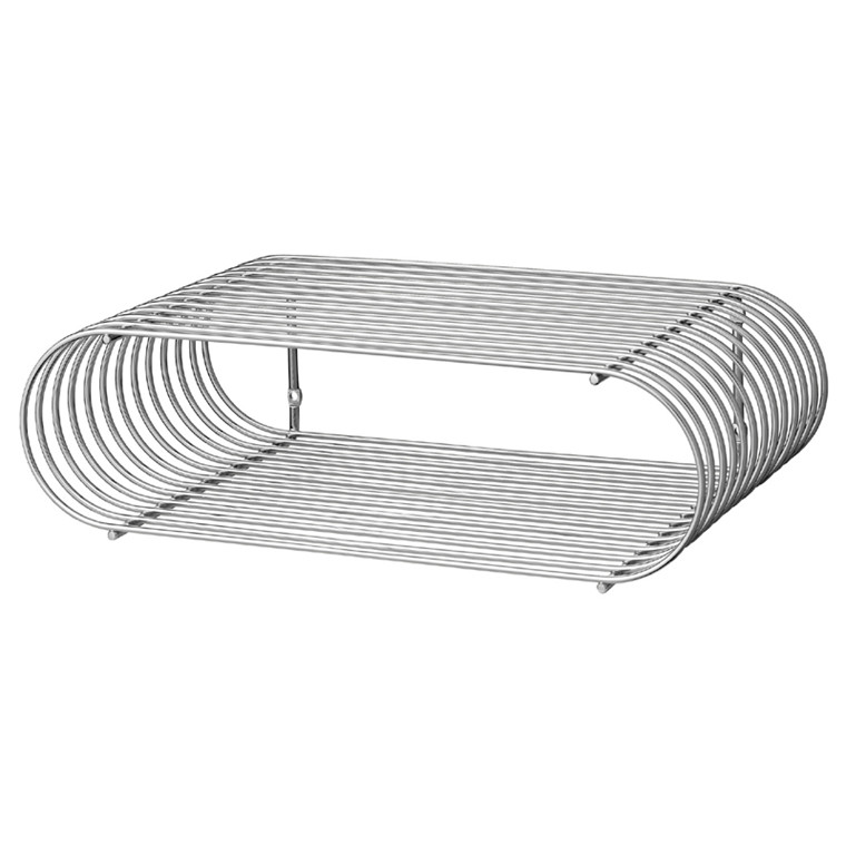 AYTM Curva Wire Shelf, hylde