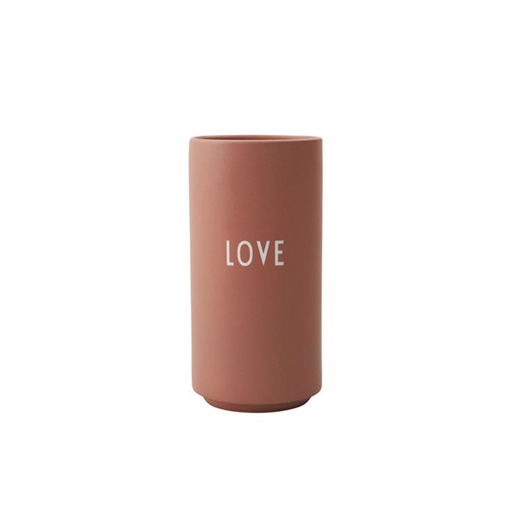 Design Letters Favorit vase, LOVE
