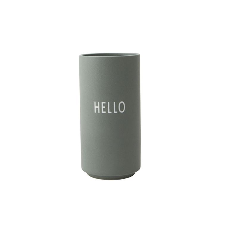 Design Letters Favorit vase, HELLO
