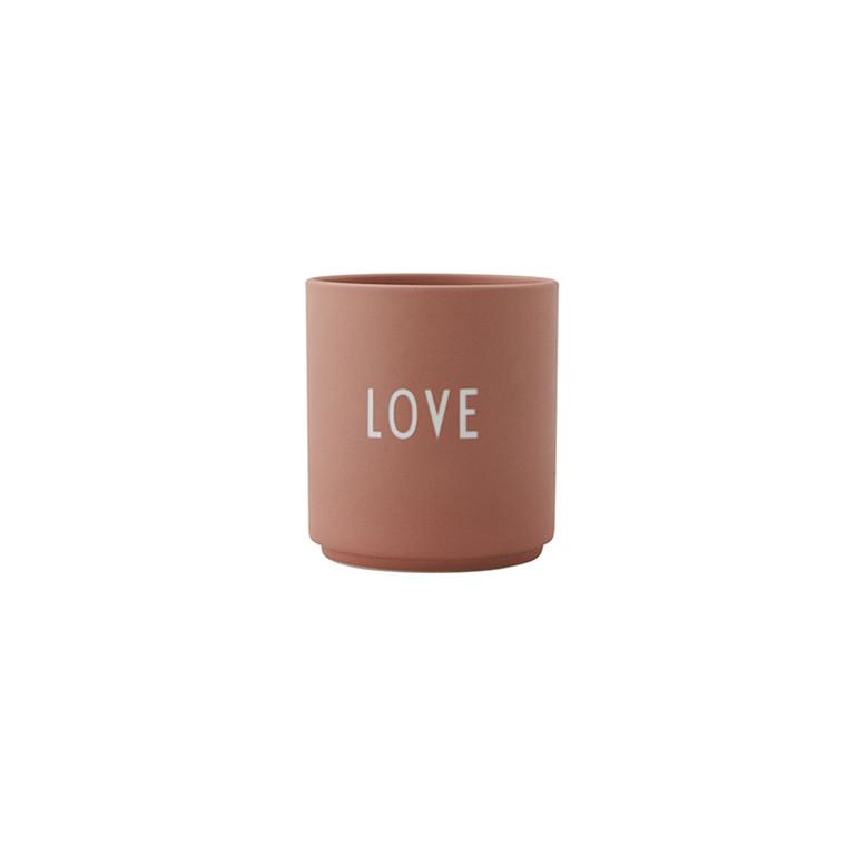 Design Letters Favoritkop, LOVE