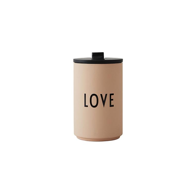 Design Letters Termokop, Love