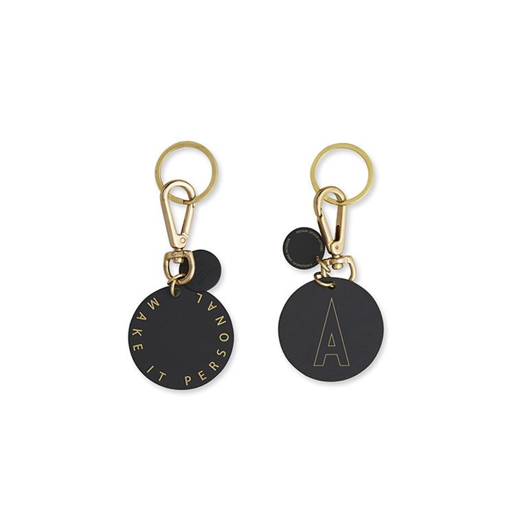 Design Letters Personlig nøglering & Bag Tag