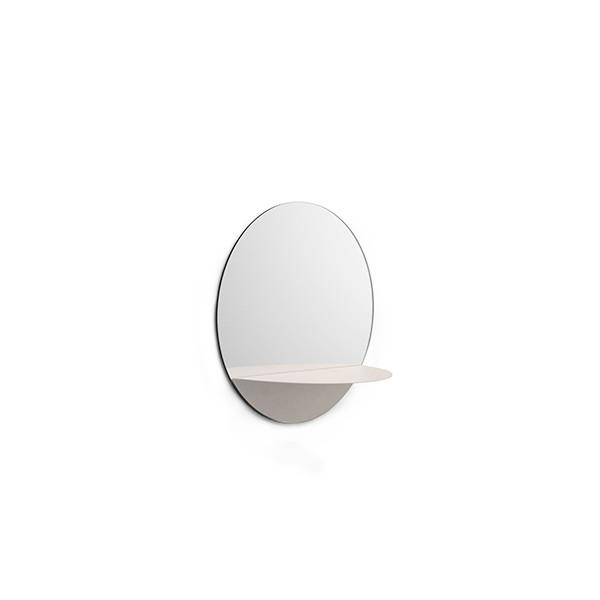Normann Copenhagen Horizon spejl, Rund