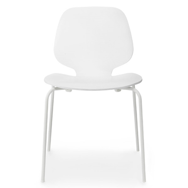 Normann Copenhagen My Chair, i hvid