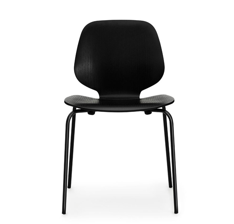 Normann Copenhagen My Chair, i sort