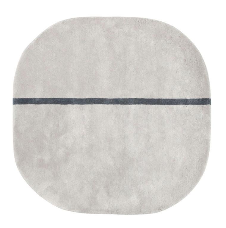 Normann Copenhagen Oona Gulvtæppe 140x140 cm