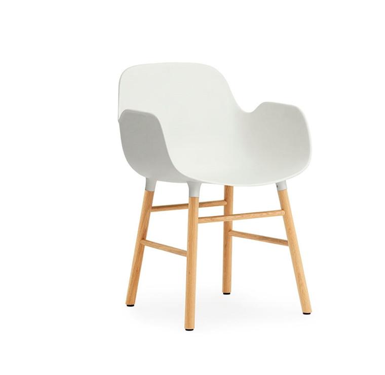 Normann Copenhagen Form Armchair, Eg