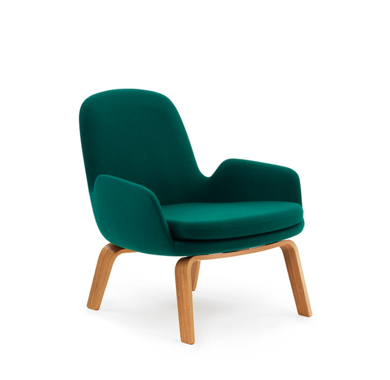 Normann Copenhagen Era Lounge Chair Low, Eg