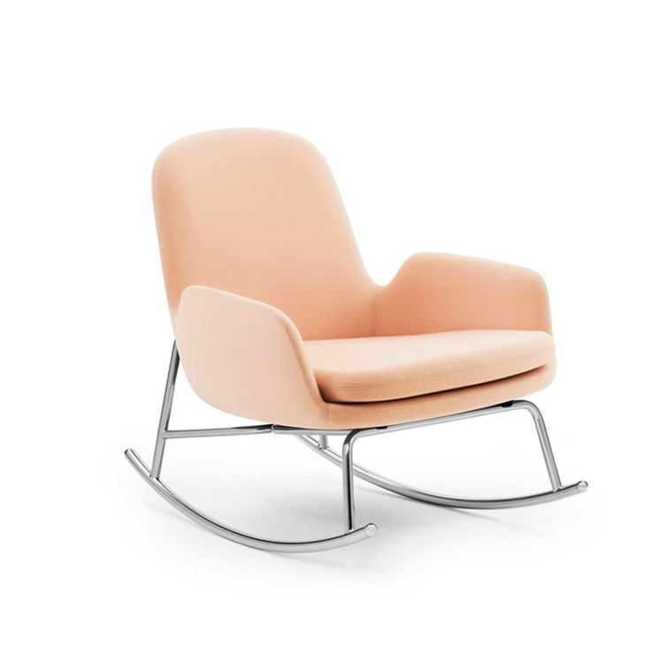 Normann Copenhagen Era Rocking Chair Low