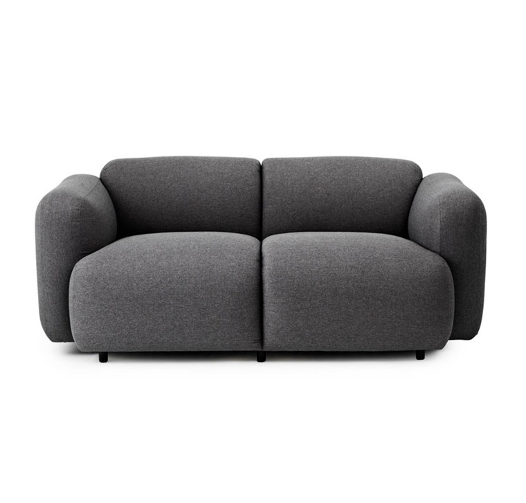 Normann Copenhagen Swell Sofa 2 Seater