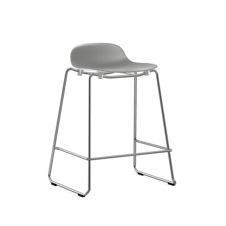 Normann Copenhagen Form stabel barstol – 65 cm