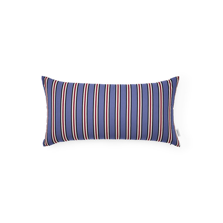 Normann Copenhagen Eclat cushion, Blue Violet Multi
