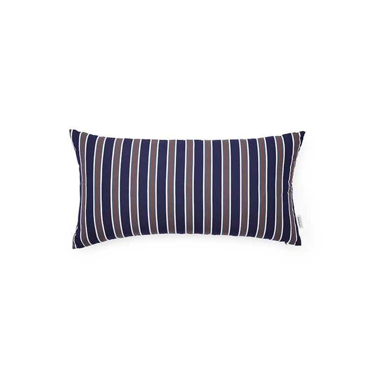 Normann Copenhagen Eclat pude, Midnight Blue Multi