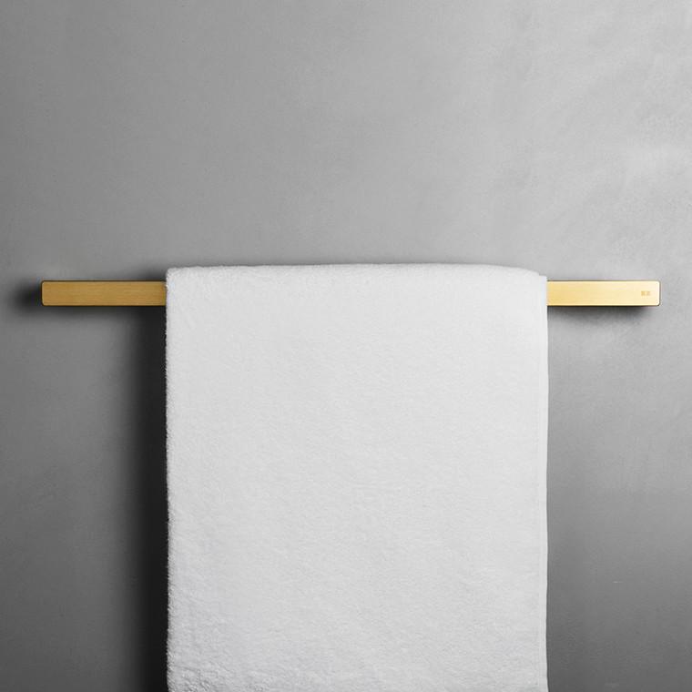 Unidrain Reframe håndklædestang model 600, messing