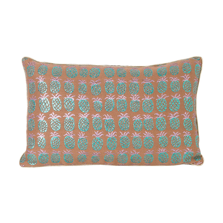 Ferm Living Salon Cushion, Pineapple