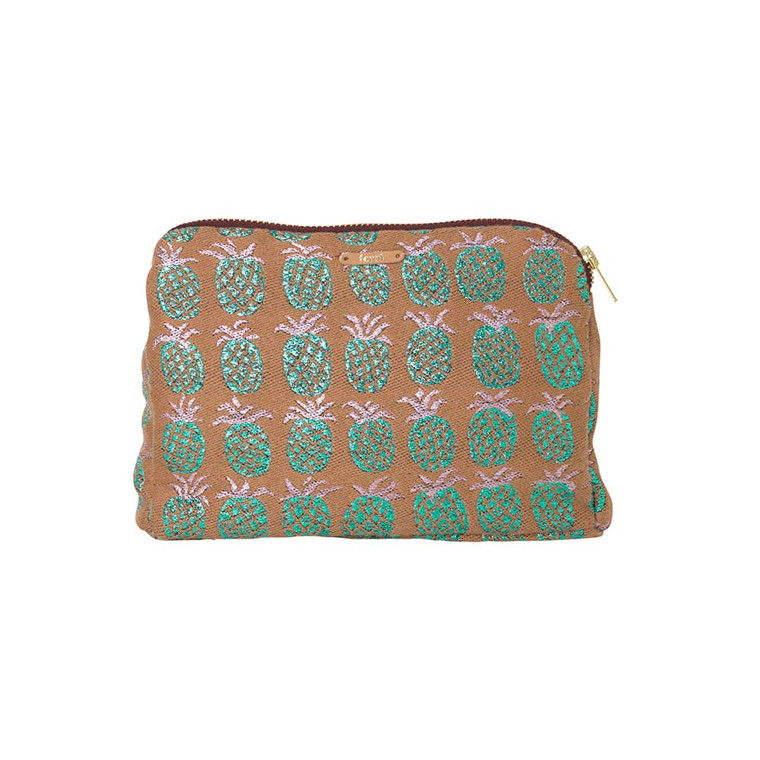 Ferm Living Salon Purse, pineapple