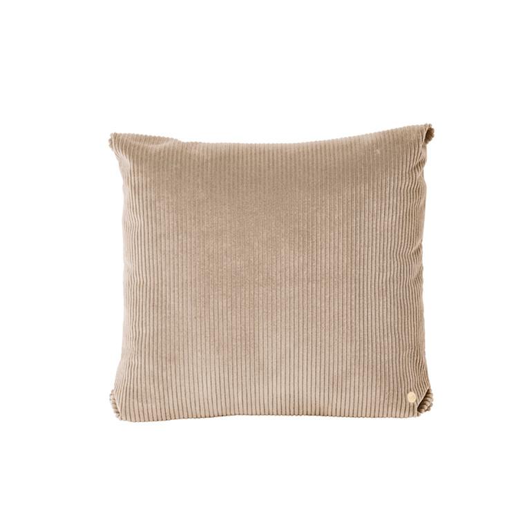 Ferm Living Corduroy Cushion Fløjls pude