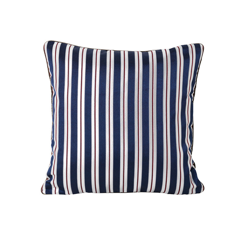 Ferm Living Salon Cushion, Pinstripe
