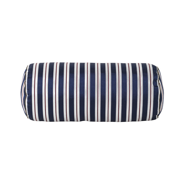 Ferm Living Salon Bolster Cushion, Pinstripe