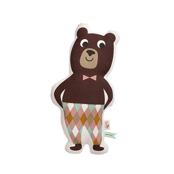 Ferm Living  Mr. Bear Pude