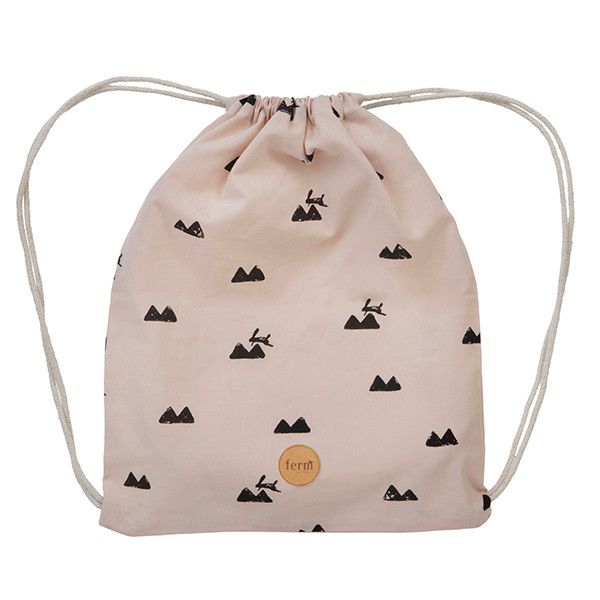 Ferm Living Rabbit Gym Bag