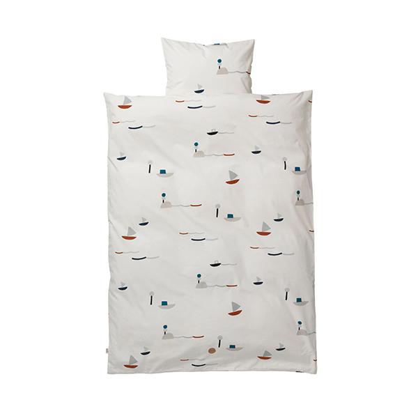 Ferm Living Seaside sengetøj